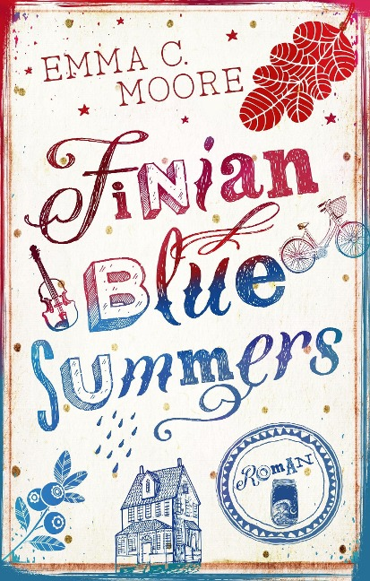 Finian Blue Summers - Emma C. Moore, Marah Woolf