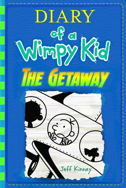 Diary of a Wimpy Kid 12. The Getaway - Jeff Kinney