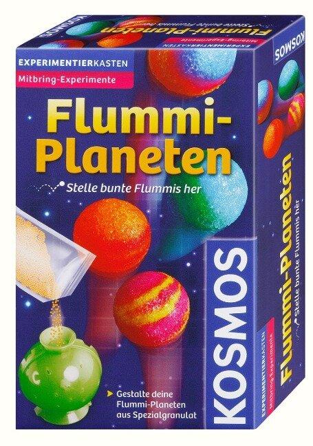 Flummi-Planeten -