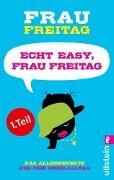 Echt easy, Frau Freitag! (Teil 1) - Frau Freitag