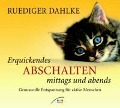 Erquickendes Abschalten mittags und abends. CD - Ruediger Dahlke