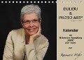 DULIDU & PHOTO ART by Rosemarie Hofer (Tischkalender 2019 DIN A5 quer) - Rosemarie Hofer