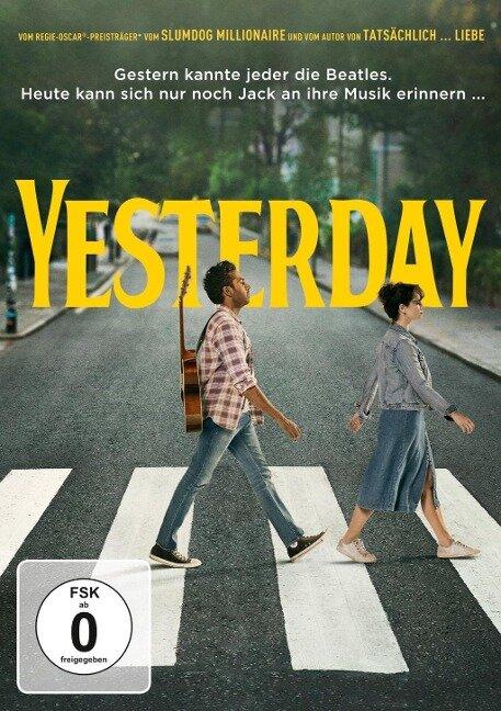 Yesterday -