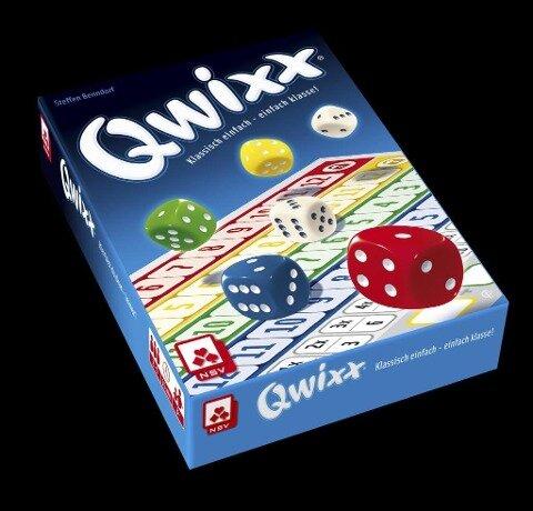Qwixx - Steffen Benndorf