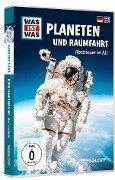 WAS IST WAS DVD Planeten und Raumfahrt. Abenteuer im All -