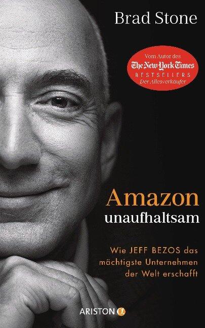 Amazon unaufhaltsam - Brad Stone
