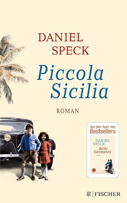 Piccola Sicilia - Daniel Speck