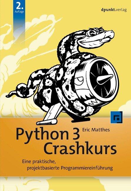 Python 3 Crashkurs - Eric Matthes