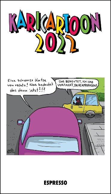 KARICARTOON 2022 -