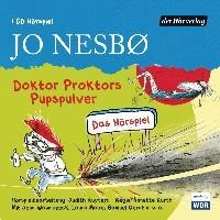 Doktor Proktors Pupspulver - Jo Nesbø