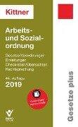 Arbeits- und Sozialordnung - Michael Kittner