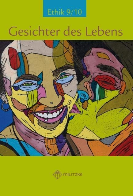 Gesichter des Lebens. Klassen 9/10. Lehrbuch. Sachsen-Anhalt -