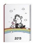 sheepworld Kalenderbuch A6 2019 -