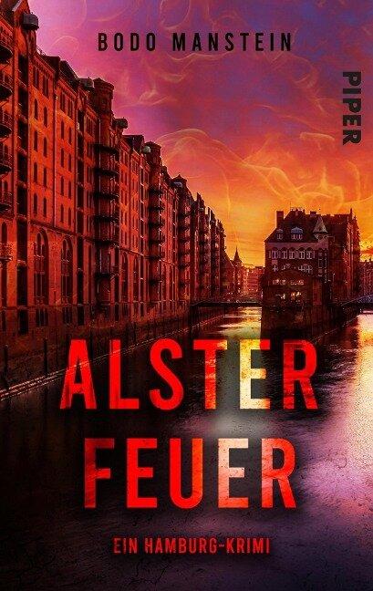 Alsterfeuer - Bodo Manstein