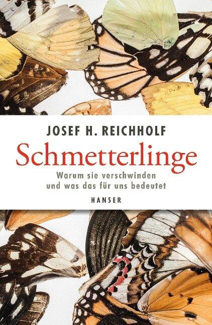 Schmetterlinge - Josef H. Reichholf