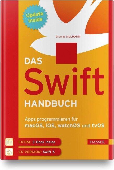 Das Swift-Handbuch - Thomas Sillmann