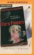 CASE OF THE FIERY FINGERS M - Erle Stanley Gardner
