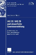 IAS 32 / IAS 39 und steuerliche Gewinnermittlung - Lars Jensen-Nissen