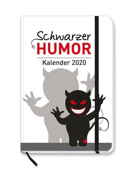 Schwarzer Humor 2020 Taschenkalender -