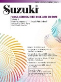 Suzuki Viola School MIDI Disk Acc./CD-Rom, Vol 1: MIDI Disk & CD-ROM [With CDROM and MIDI Disk] - Alfred Music
