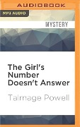 GIRLS NUMBER DOESNT ANSW M - Talmage Powell