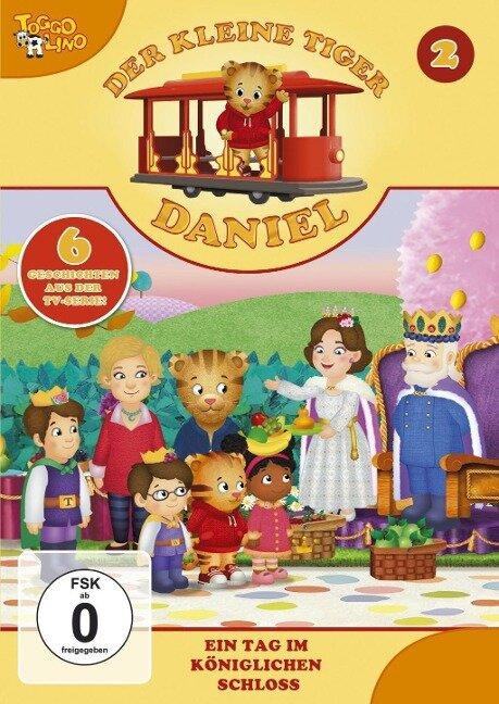Der kleine Tiger Daniel - Vol. 2 - Ein Tag im königlichen Schloss -