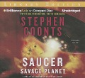Saucer: Savage Planet - Stephen Coonts