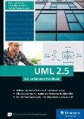 UML 2.5 - Ralf Hoffmann-Elbern, Christoph Kecher, Alexander Salvanos