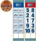 Set SK3: Zählen und Zahlen -