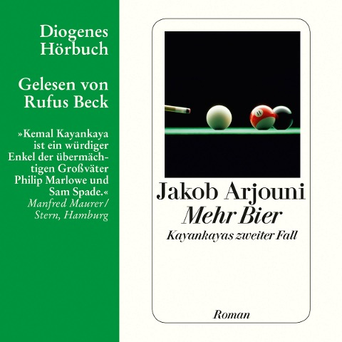 Mehr Bier - Jakob Arjouni