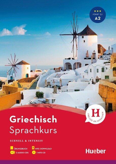 Sprachkurs Griechisch. Schnell & intensiv - Elmar Winters-Ohle
