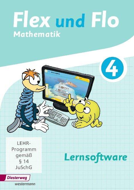 Flex und Flo 4. CD-ROM -