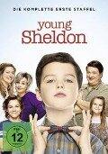 Young Sheldon - Chuck Lorre, Steven Molaro, Damir Konjicija, Dario Konjicija, Teagan Wall