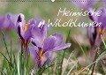 Heimische Wildblumen (Wandkalender 2018 DIN A2 quer) - k. A. LianeM