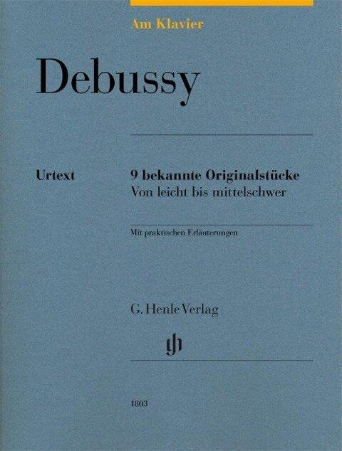 Am Klavier - Debussy - Claude Debussy