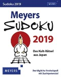 Meyers Sudoku 2019 -