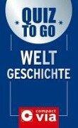 Quiz to go - Weltgeschichte - Barbara Holle