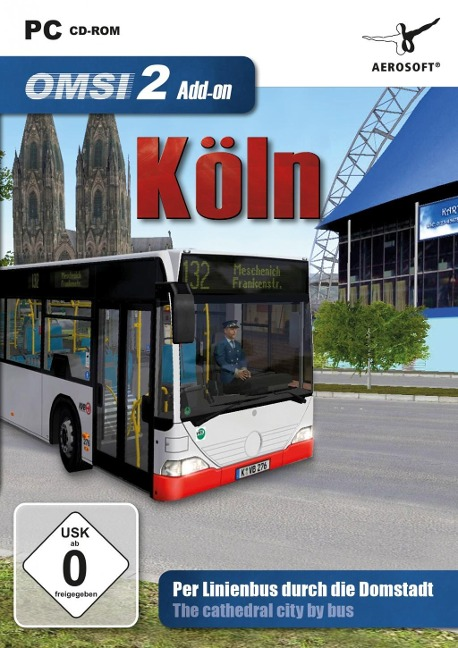 OMSI 2 - AddOn Köln -