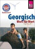 Reise Know-How Sprachführer Georgisch - Wort für Wort - Lascha Bakradse