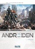Androiden 03. Invasion - Sylvain Cordurié