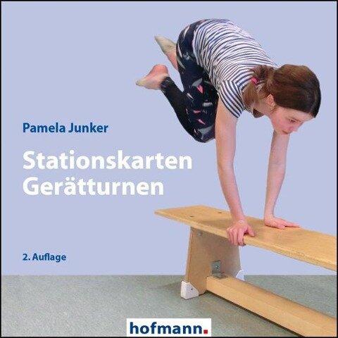Stationskarten Gerätturnen - Pamela Junker