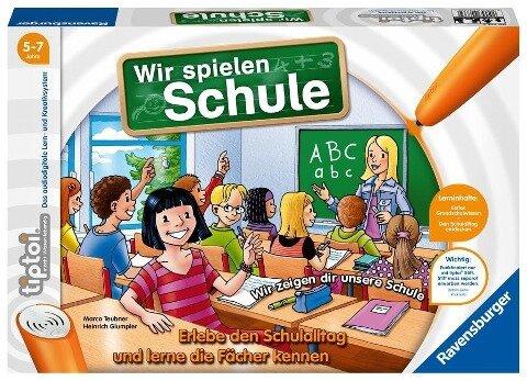 tiptoi® Wir spielen Schule -