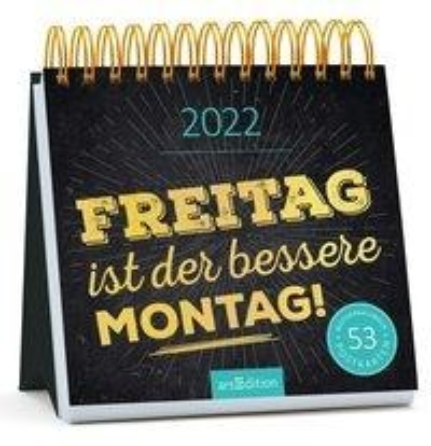 Postkartenkalender Darf ich Ihnen das Tschüss anbieten? 2022 -
