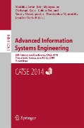 Advanced Information Systems Engineering -