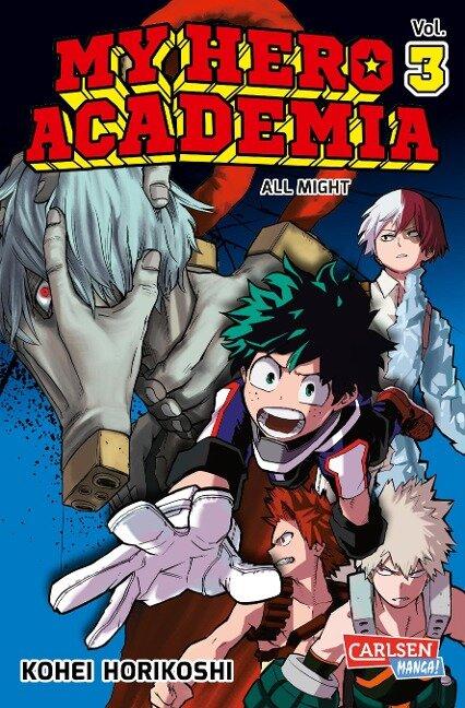 My Hero Academia 03 - Kohei Horikoshi
