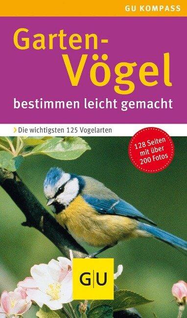 Gartenvögel Kompass - Helga Hofmann