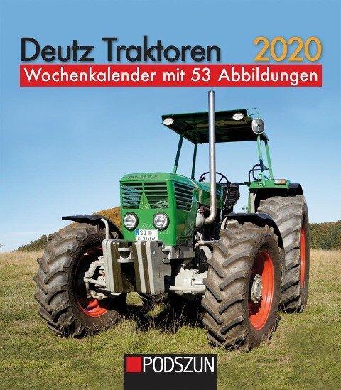 Deutz Traktoren 2020 -