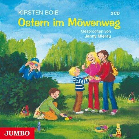 Ostern im Möwenweg. 2 CDs - Kirsten Boie
