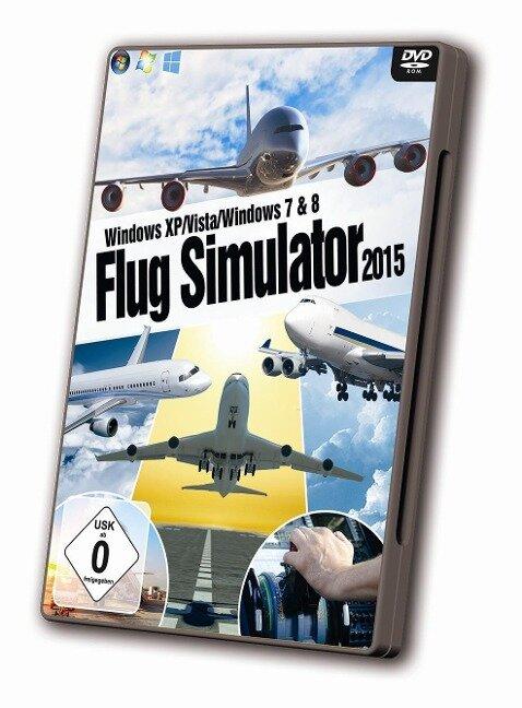 Flug Simulator 2015 -