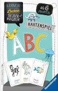 Kartenspiel ABC - Eva Odersky, Hannah Diehl
